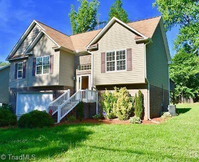 218 Mize Road, Lexington, NC 27295 (MLS #979707) :: Berkshire Hathaway HomeServices Carolinas Realty