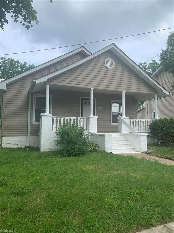 1017 Adams Street, High Point, NC 27262 (MLS #980230) :: Berkshire Hathaway HomeServices Carolinas Realty