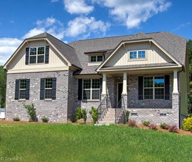 115 Saddlebrook Drive, Advance, NC 27006 (MLS #980755) :: Ward & Ward Properties, LLC