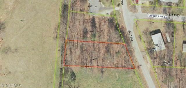 1 N Cricket Drive, North Wilkesboro, NC 28659 (MLS #981149) :: Ward & Ward Properties, LLC