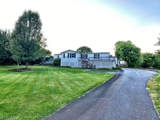 164 Brooke Street, Millers Creek, NC 28651 (MLS #983310) :: Ward & Ward Properties, LLC