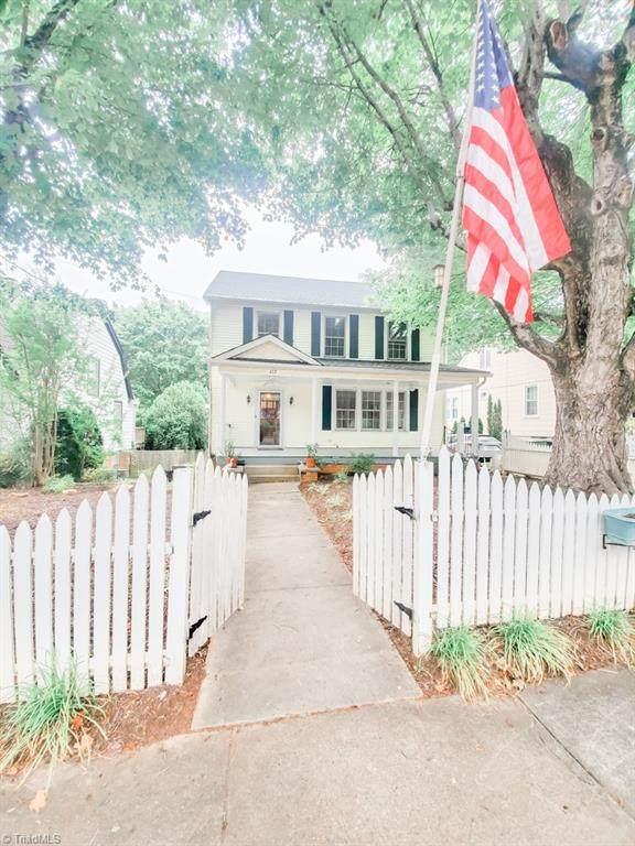 422 Horace Mann Avenue, Winston Salem, NC 27104 (MLS #984323) :: Berkshire Hathaway HomeServices Carolinas Realty