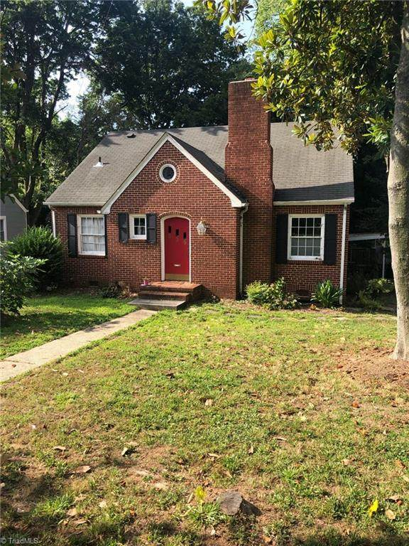 909 Wendover Avenue, Greensboro, NC 27408 (MLS #984502) :: HergGroup Carolinas | Keller Williams
