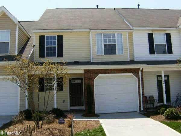 103 Goldfinch Avenue, Greensboro, NC 27409 (MLS #984651) :: Lewis & Clark, Realtors®
