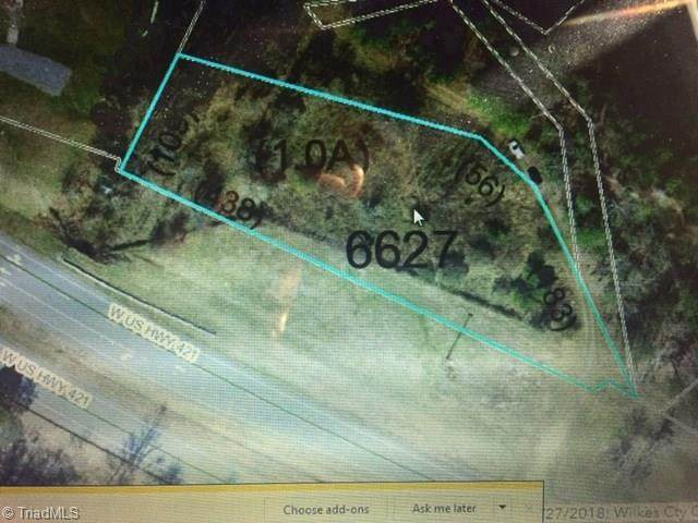 0 Us Highway 421, Purlear, NC 28665 (MLS #984884) :: Berkshire Hathaway HomeServices Carolinas Realty