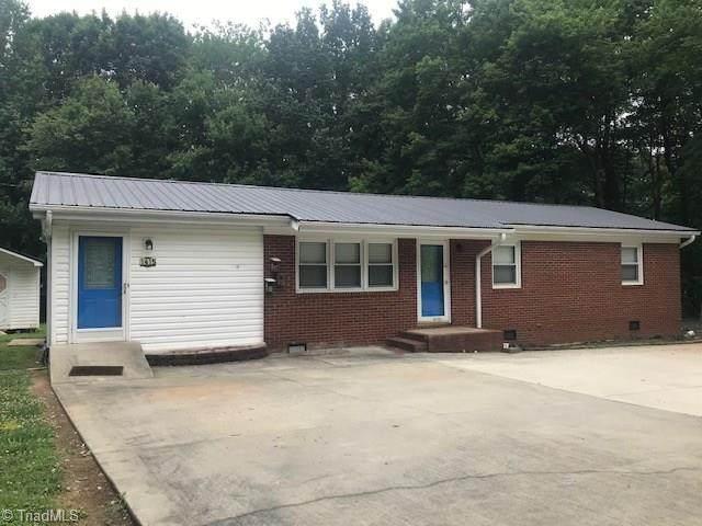 1415 Oakland Avenue, Asheboro, NC 27203 (MLS #984958) :: Berkshire Hathaway HomeServices Carolinas Realty