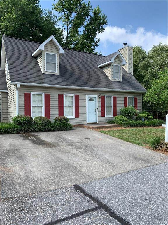 111 Patio Court, Kernersville, NC 27284 (MLS #985131) :: Ward & Ward Properties, LLC