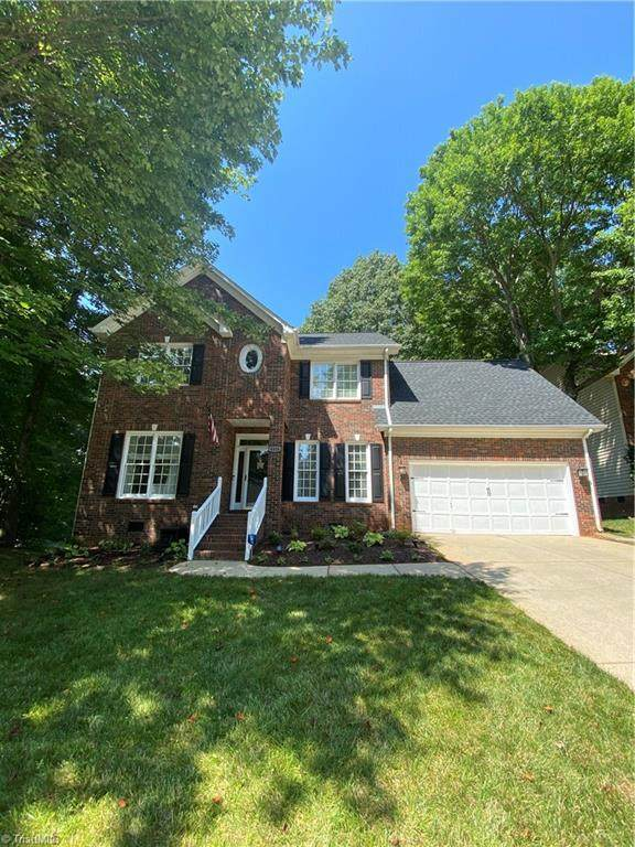 4416 Brandt Ridge Drive, Greensboro, NC 27410 (#985640) :: Premier Realty NC