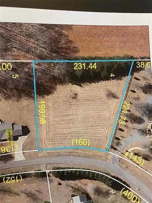 0 Cedar Oak Drive, Germanton, NC 27019 (MLS #986081) :: Berkshire Hathaway HomeServices Carolinas Realty