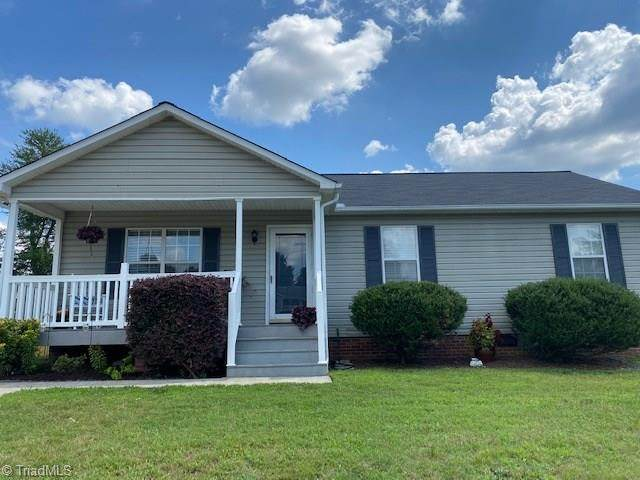 203 Larkspur Lane, Thomasville, NC 27360 (MLS #987511) :: Ward & Ward Properties, LLC