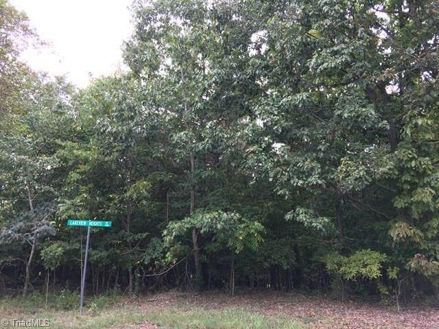 1229 Lakeview Heights Drive, High Point, NC 27265 (MLS #987686) :: Ward & Ward Properties, LLC