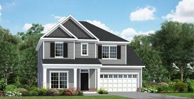 1499 Silver Lake Drive, Kernersville, NC 27284 (MLS #988162) :: Ward & Ward Properties, LLC