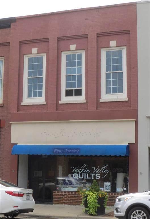 109 W Main Street, Elkin, NC 28621 (MLS #988721) :: Team Nicholson