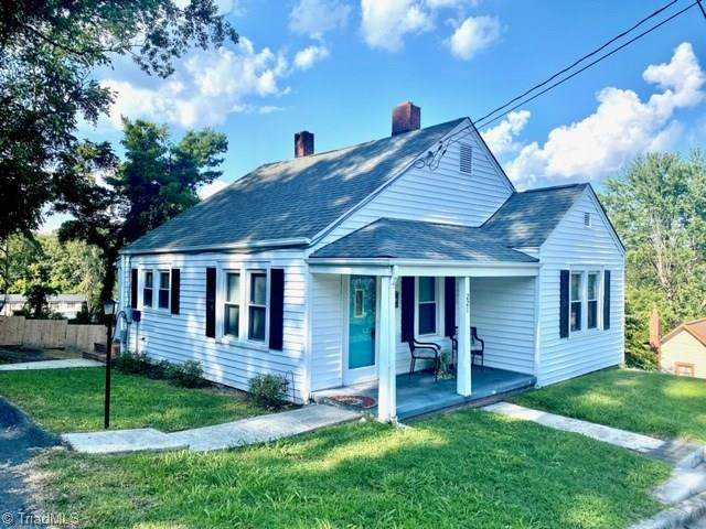 221 E Elm Street, Mount Airy, NC 27030 (MLS #989331) :: Team Nicholson