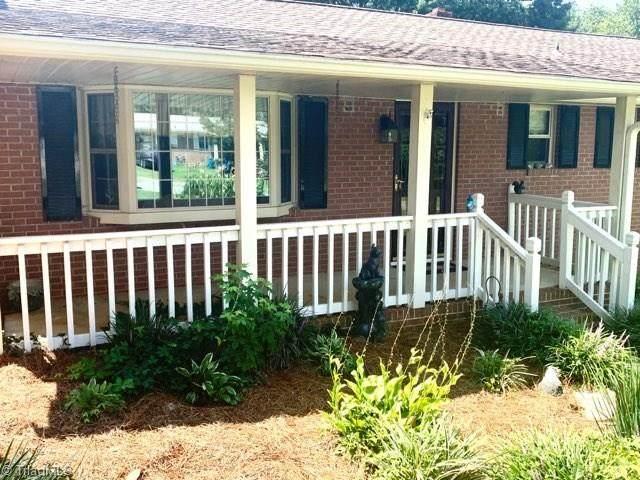 243 Cloverdale Road, Lexington, NC 27295 (MLS #989426) :: Greta Frye & Associates | KW Realty Elite