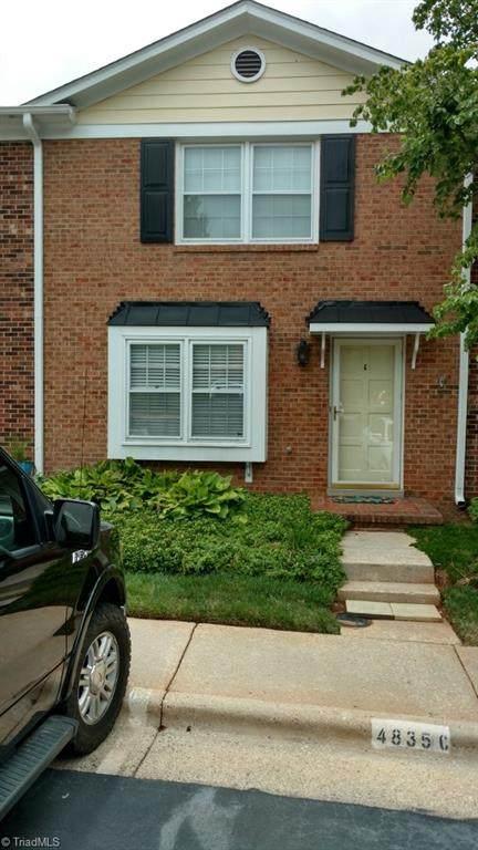 4835 Tower Road C, Greensboro, NC 27410 (#989972) :: Mossy Oak Properties Land and Luxury