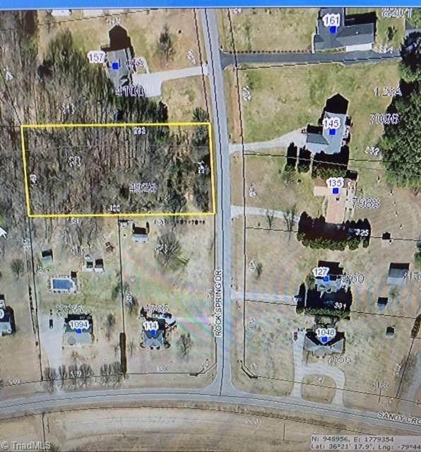 00 Rock Spring Drive, Reidsville, NC 27320 (MLS #990398) :: Lewis & Clark, Realtors®