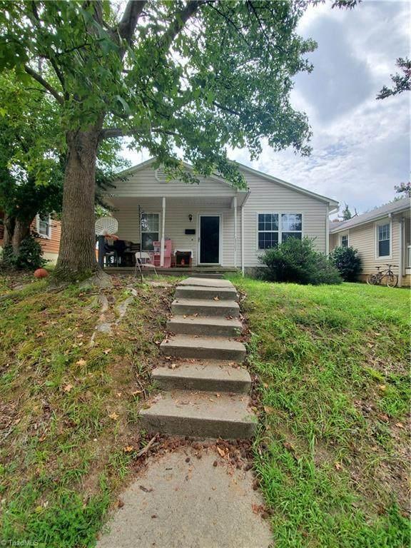 1707 Elwood Avenue, Greensboro, NC 27403 (MLS #992517) :: Team Nicholson