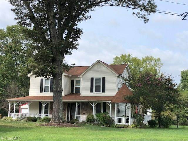 886 Milling Road, Mocksville, NC 27028 (#994857) :: Premier Realty NC