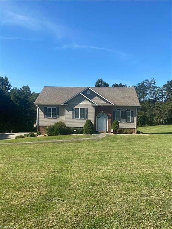 242 Bar Mill Road, Millers Creek, NC 28651 (#995155) :: Premier Realty NC
