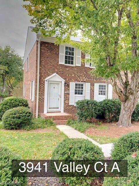 3941 Valley Court A, Winston Salem, NC 27106 (MLS #996474) :: Team Nicholson