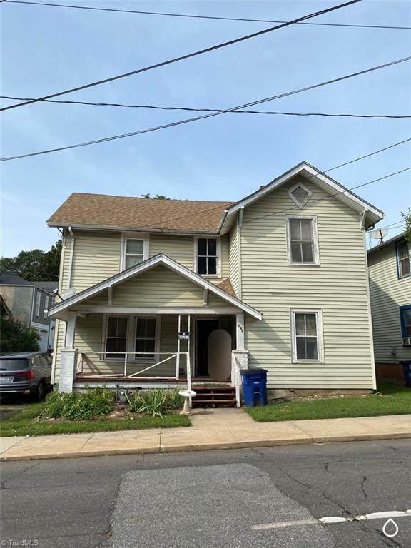 515 W First Street A, Winston Salem, NC 27101 (MLS #996614) :: Ward & Ward Properties, LLC