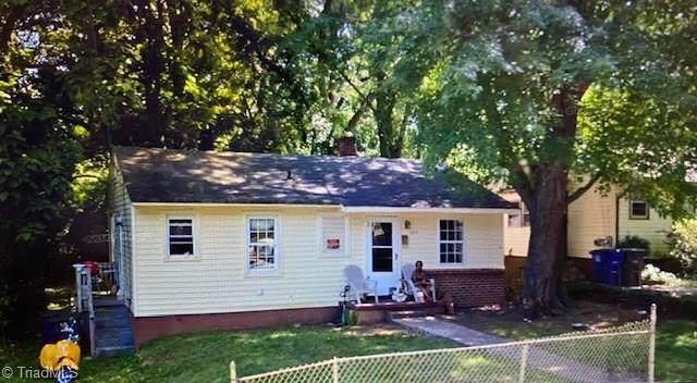 1640 NE 22nd Street, Winston Salem, NC 27105 (MLS #997152) :: Lewis & Clark, Realtors®