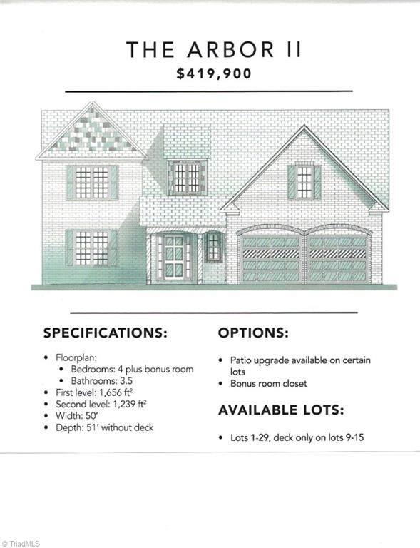 889 Shady Hill Drive, Lewisville, NC 27023 (MLS #998248) :: Greta Frye & Associates | KW Realty Elite