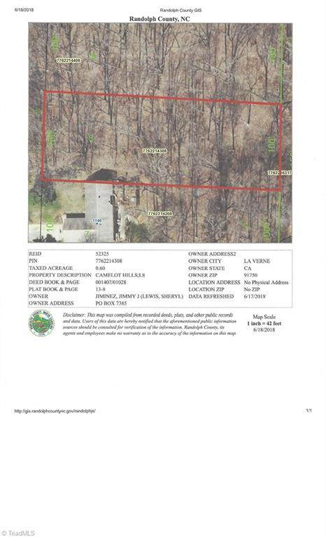 8 Camelot Drive, Asheboro, NC 27203 (#998377) :: Mossy Oak Properties Land and Luxury