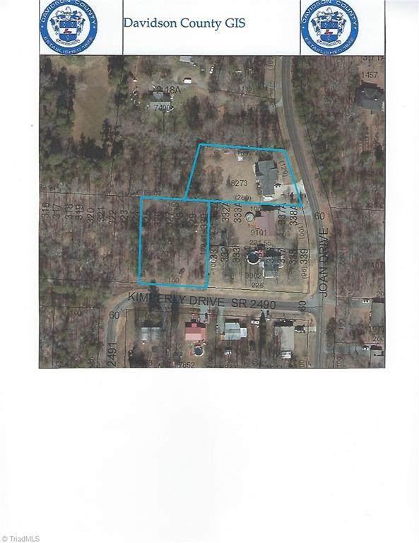 216 Joan Drive, Lexington, NC 27292 (MLS #999041) :: Ward & Ward Properties, LLC