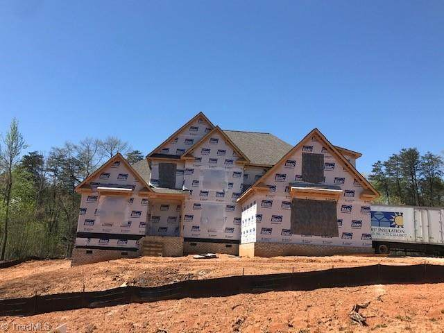 1100 Haniel Drive, Summerfield, NC 27358 (MLS #1008653) :: Ward & Ward Properties, LLC