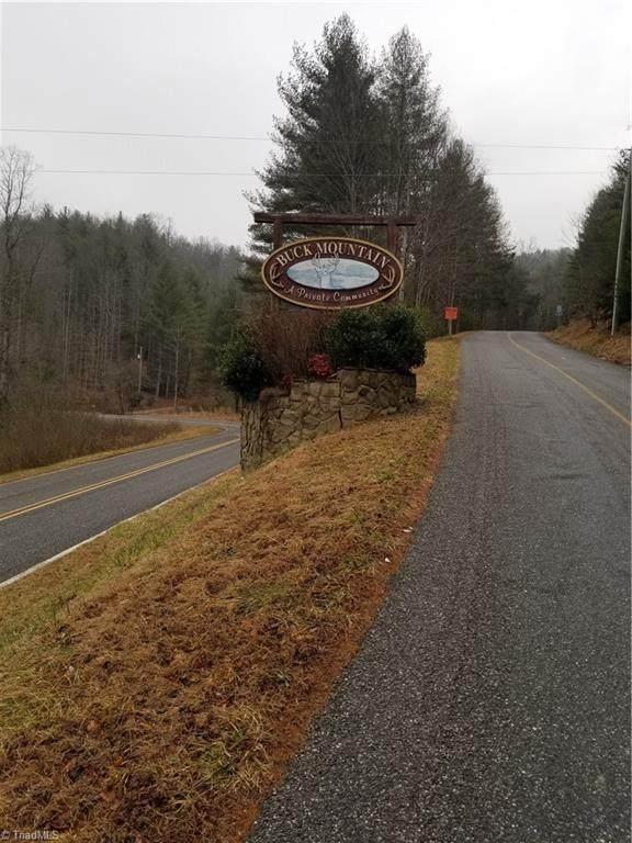 0 Pine Burr Drive, Purlear, NC 28665 (MLS #1008722) :: Team Nicholson