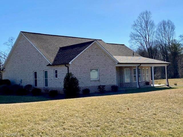 130 Northwood Hills Road, North Wilkesboro, NC 28659 (MLS #1013526) :: Greta Frye & Associates | KW Realty Elite