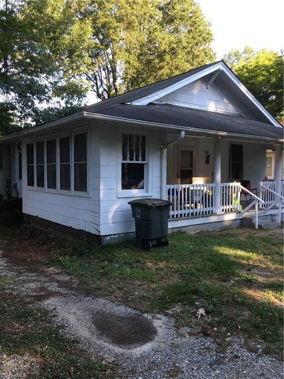 908 Sevier Street, Greensboro, NC 27406 (MLS #1025767) :: Ward & Ward Properties, LLC