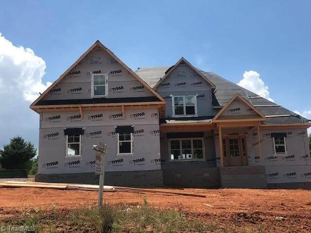 7603 Skippers Trace, Oak Ridge, NC 27310 (MLS #1025917) :: Berkshire Hathaway HomeServices Carolinas Realty