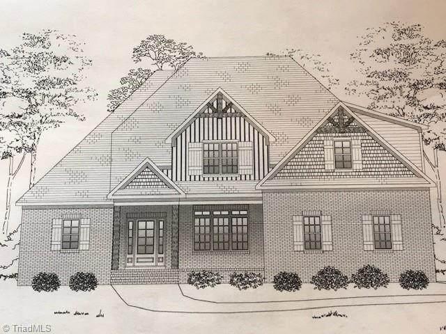 1105 Haniel Drive, Summerfield, NC 27358 (MLS #1025928) :: Berkshire Hathaway HomeServices Carolinas Realty
