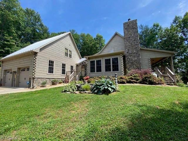 644 Cotton Mill Road, Roaring River, NC 28669 (MLS #1028351) :: Ward & Ward Properties, LLC
