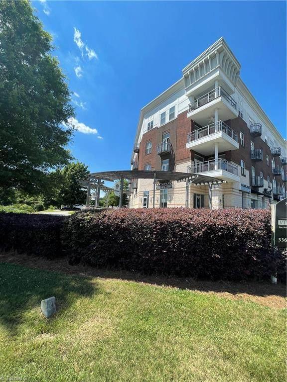 1111 SW Marshall Street #364, Winston Salem, NC 27101 (MLS #1028661) :: Hillcrest Realty Group