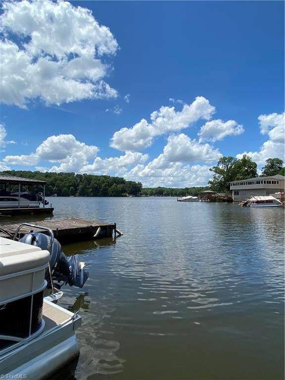 643 Lake Drive 8, Lexington, NC 27292 (#1031629) :: Premier Realty NC