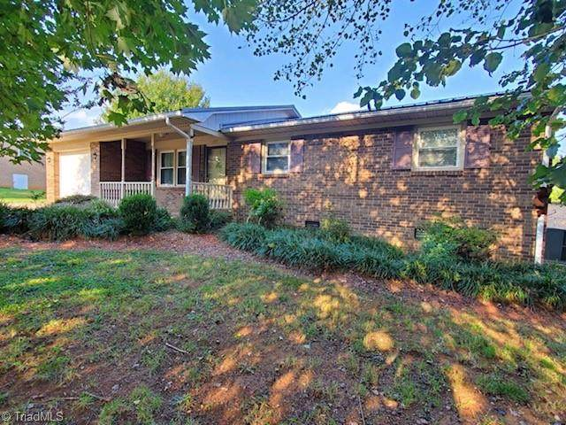 257 Burbank Drive, Lexington, NC 27295 (MLS #1041727) :: Ward & Ward Properties, LLC
