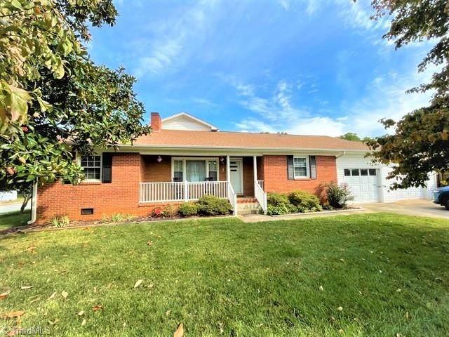 224 Piedmont Avenue, Gibsonville, NC 27249 (MLS #1042056) :: Berkshire Hathaway HomeServices Carolinas Realty