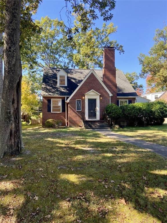 320 S Chapman Street, Greensboro, NC 27403 (#1044004) :: Mossy Oak Properties Land and Luxury