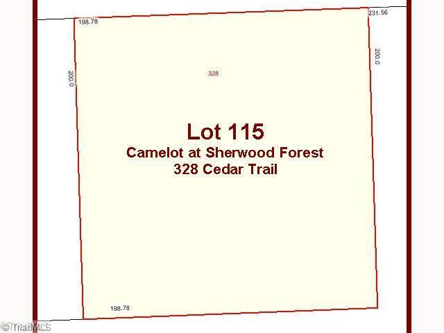 328 Cedar Trail, Winston Salem, NC 27104 (MLS #560982) :: Kristi Idol with RE/MAX Preferred Properties