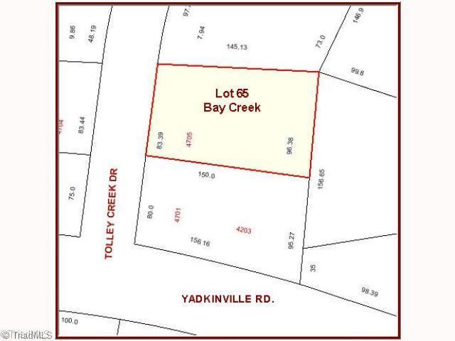 4705 Tolley Creek Drive, Winston Salem, NC 27106 (MLS #567025) :: RE/MAX Impact Realty