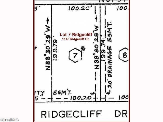 1117 Ridgecliff Drive, Rural Hall, NC 27045 (MLS #569527) :: RE/MAX Impact Realty