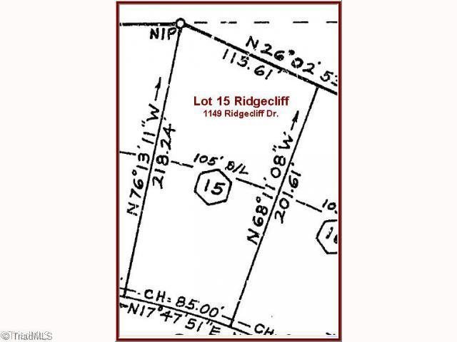1149 Ridgecliff Drive, Rural Hall, NC 27045 (MLS #569553) :: Greta Frye & Associates | KW Realty Elite