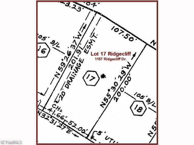 1157 Ridgecliff Drive, Rural Hall, NC 27045 (MLS #569560) :: RE/MAX Impact Realty