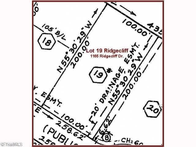 1165 Ridgecliff Drive, Rural Hall, NC 27045 (MLS #569567) :: Lewis & Clark, Realtors®