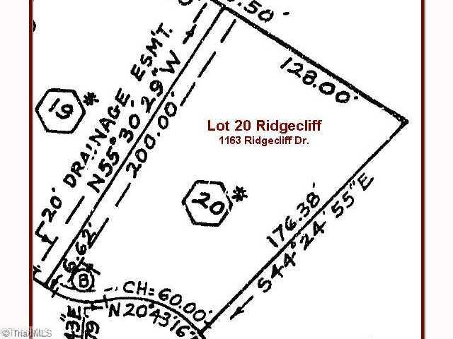 1169 Ridgecliff Drive, Rural Hall, NC 27045 (MLS #569574) :: Banner Real Estate