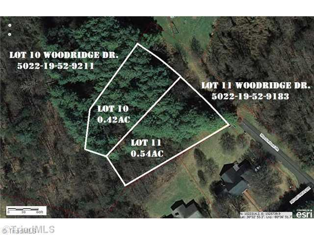 11 Woodridge Drive, Mount Airy, NC 27030 (MLS #680418) :: Kristi Idol with RE/MAX Preferred Properties